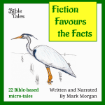 """Audiobook: """"Fiction Favours the Facts"""" written and read by Mark Morgan"""