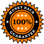 """Money Back Guarantee Sticker"" by vectorportal (https://openclipart.org/detail/103339/money-back-guarantee-sticker)"
