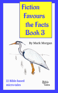 Fiction Favours the Facts – Book 3 Book Cover