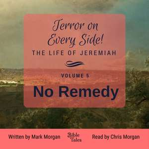 "Terror on Every Side Volume 5 ""No Remedy"" Audio Cover"