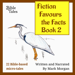 Fiction Favours the Facts – Book 2 Audiobook Cover