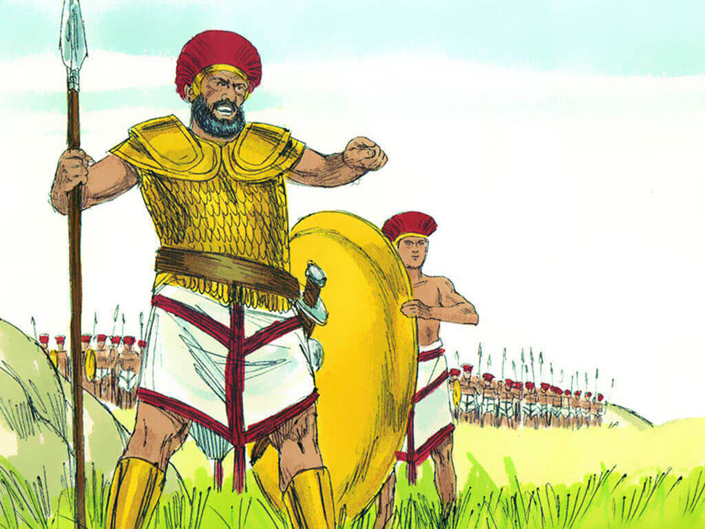 Armour-bearers: