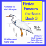 Fiction Favours the Facts Book 3 Audio Cover