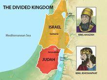 Timeline of Jehoshaphat's life: